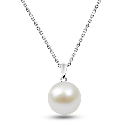 Sweet Water Pearl Pendant-White