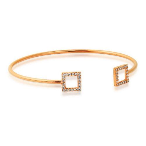 Double Square Bracelet
